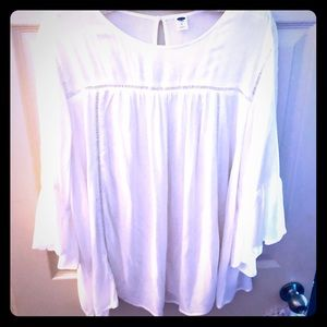 Old Navy White Top
